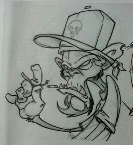 Animados Graffiti Drawing Graffiti Art Monkey Art