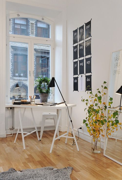 Ideas deco crea tu propia zona de trabajo en casa - Crea tu propia casa ...