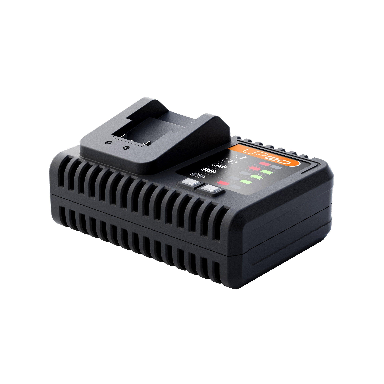 Chargeur Lexman Lithium Ion Up20 Pour Batterie 20 V En 2020 Chargeur Batterie Et Batterie Lithium