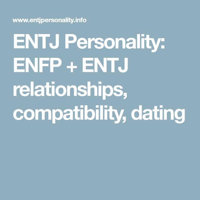ESTJ dating με enfp