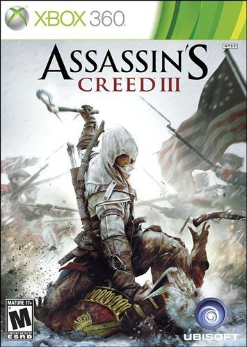 Assassin S Creed Iii Video Games Assassin S Creed 3 Cover Art