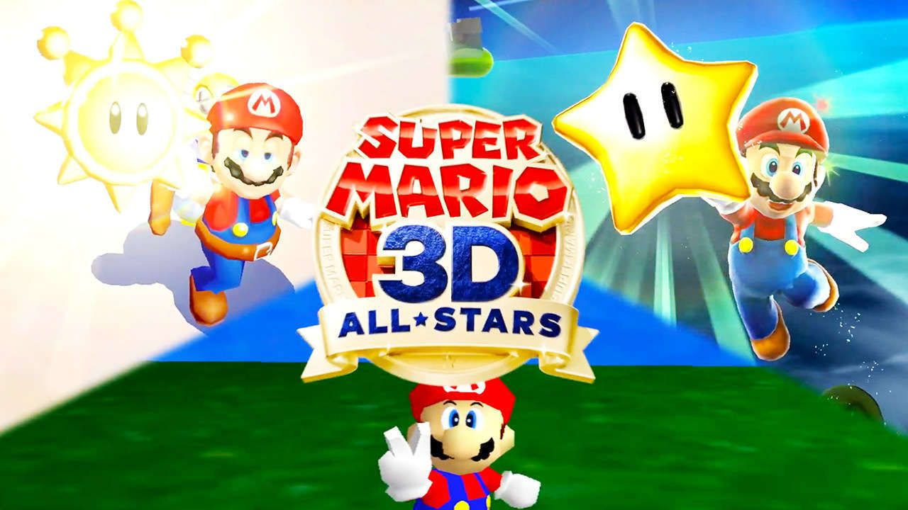 Super Mario 3d All Stars Is Already Amazon S 2nd Best Selling Game Of 2020 Mancavebits Com In 2020 Super Mario 3d Super Mario All Stars Super Mario Sunshine