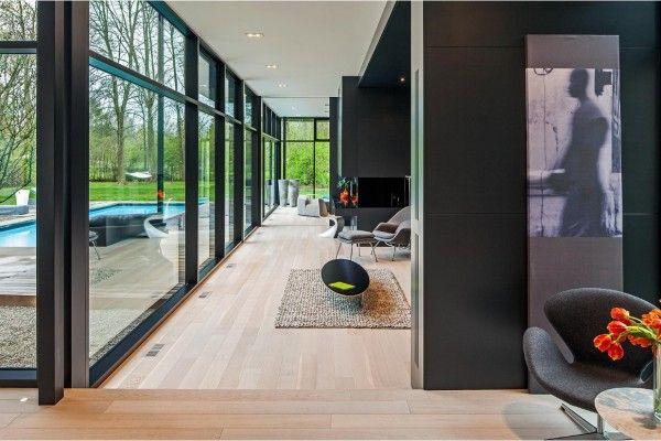 Maison contemporaine ultra lumineuse de Guido Costantino | Architecture