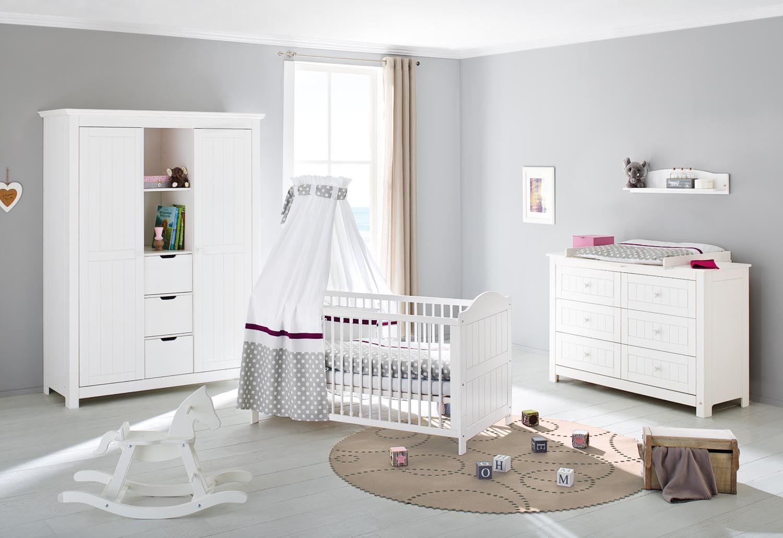 Kinderzimmer Nina extrabreit groß von Pinolino in Ihrem