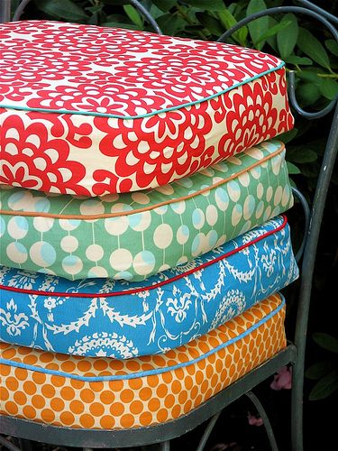 Cushions For Patio Chairs Pinterest Patios Sewing Projects And