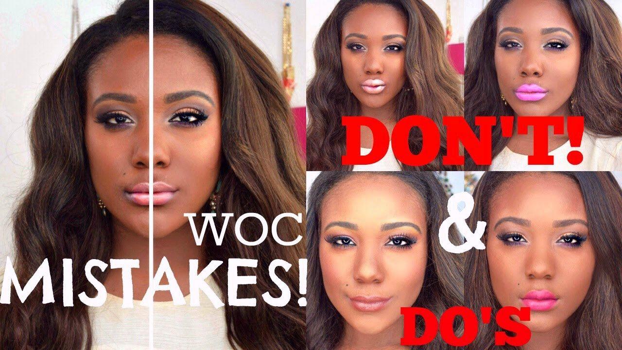 Nude lip colors for black women