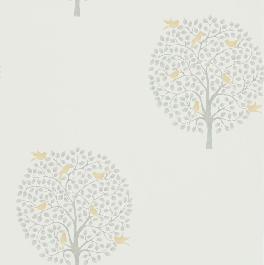 Bay Tree by Sanderson  Dijon  Mole  216360  Wallpaper