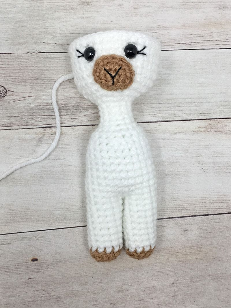 Adorable Crochet Llamas | 1067x800