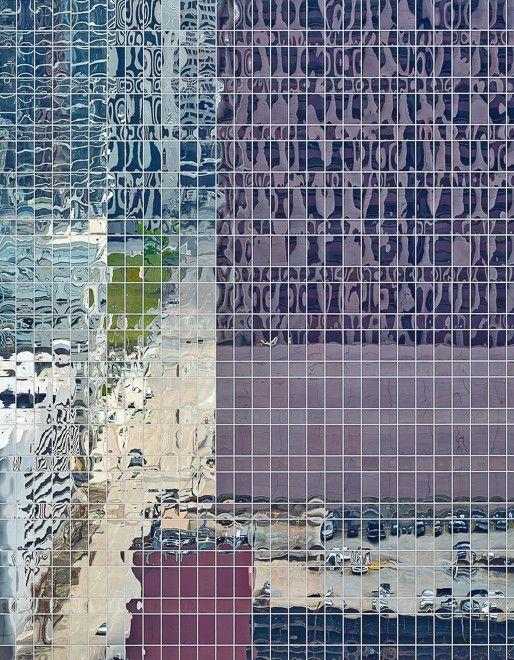Galería - Arte y Arquitectura: ciudades reflejadas desde la materialidad arquitectónica por Andrea y Rob Stone - 4