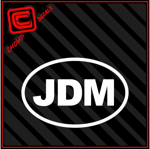 Panty Dropper V2 Decal Vinyl Sticker FCK JDM Euro Drift Lowered Stance Illest