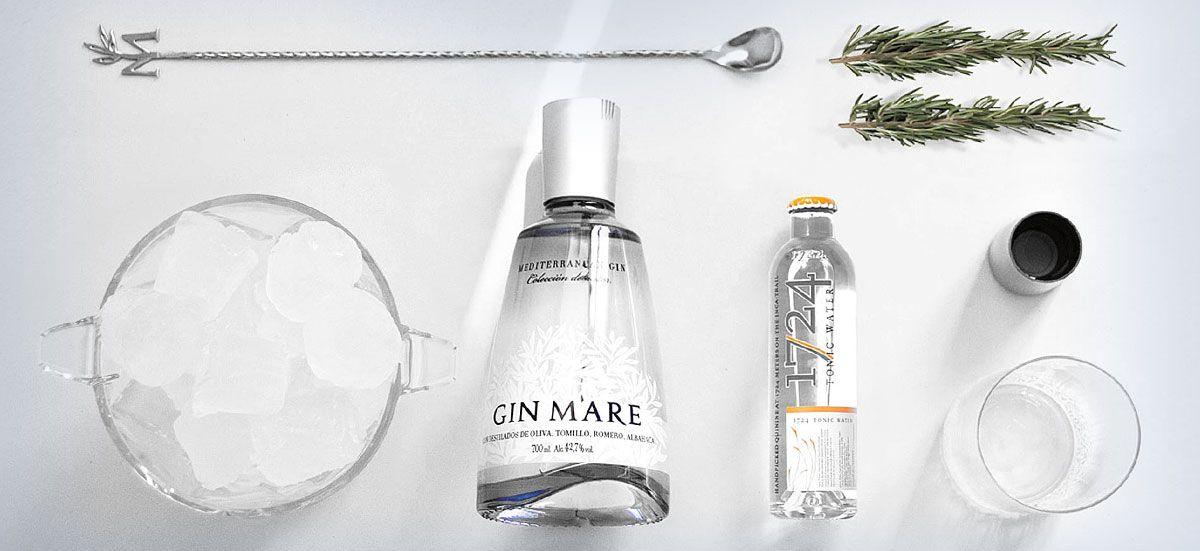 Gin Tonics gelingen Ihnen mit dem 1724 Softdrink garantiert immer!