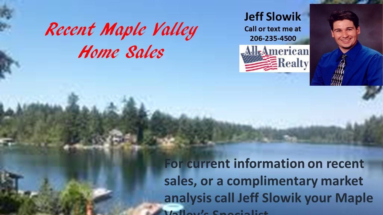 Homes for sale maple valley