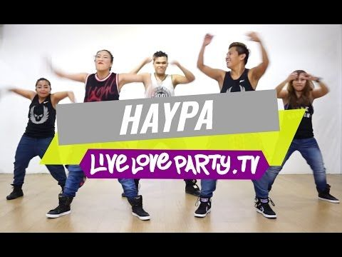 Haypa By Mmj Zumba Live Love Party Dance Workout Zumba Zumba Dance