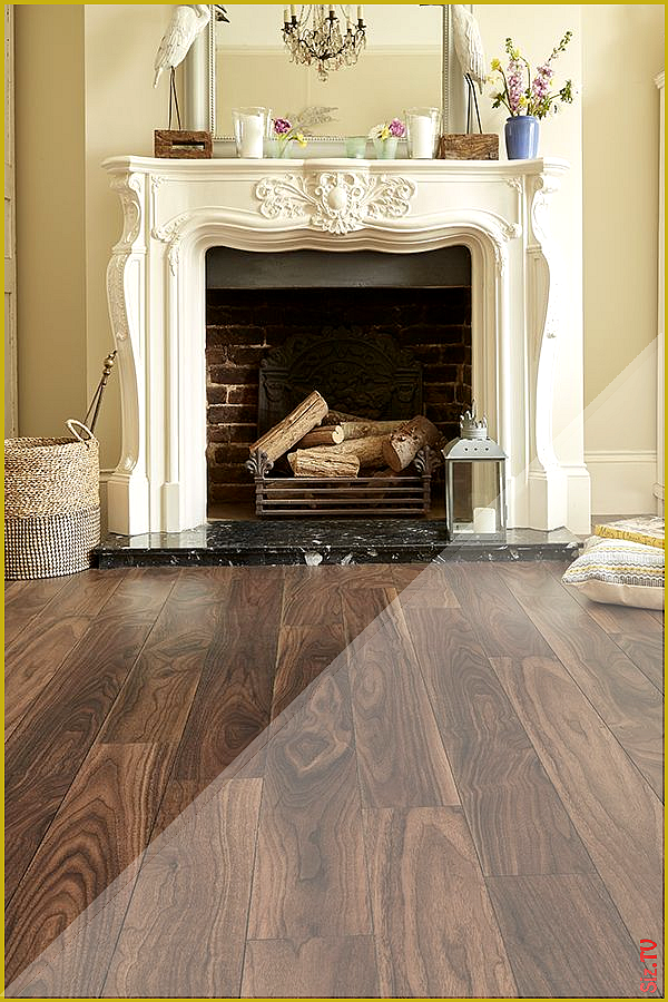 Series Woods 10mm Laminate Flooring In American Walnut For Glamour And Gorgeous Good Looks Few Floors Can In 2020 Laminate Flooring American Walnut Flooring
