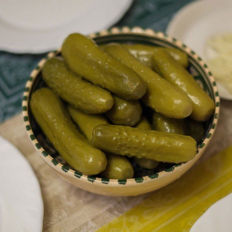 مخلل الخيار السريع مطبخ سيدتي Recipe Food Cucumber Convenience Store Products