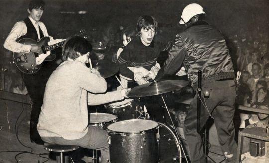 The Rolling Stones in San Bernardino, 1964   SAN BERNARDINO