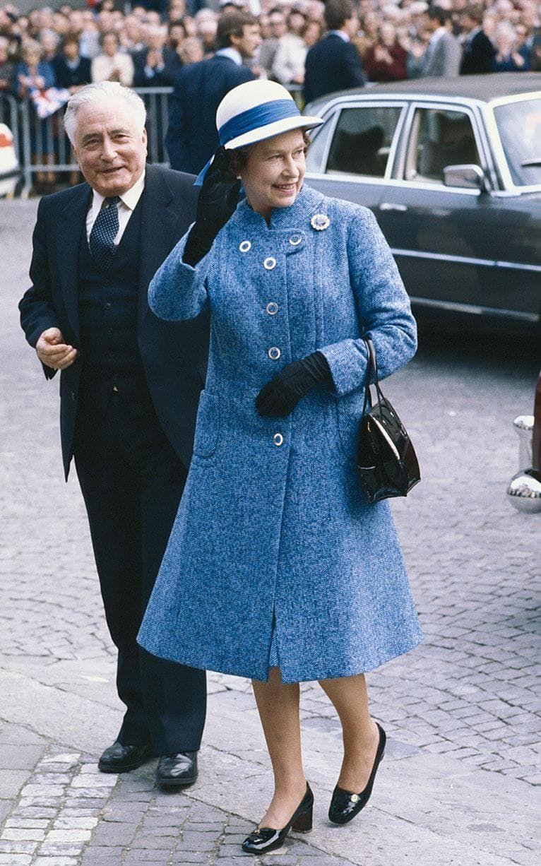 The Queen 1980