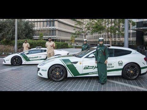 Dubai Police Cars The World S Fastest Police Cars Polizei See
