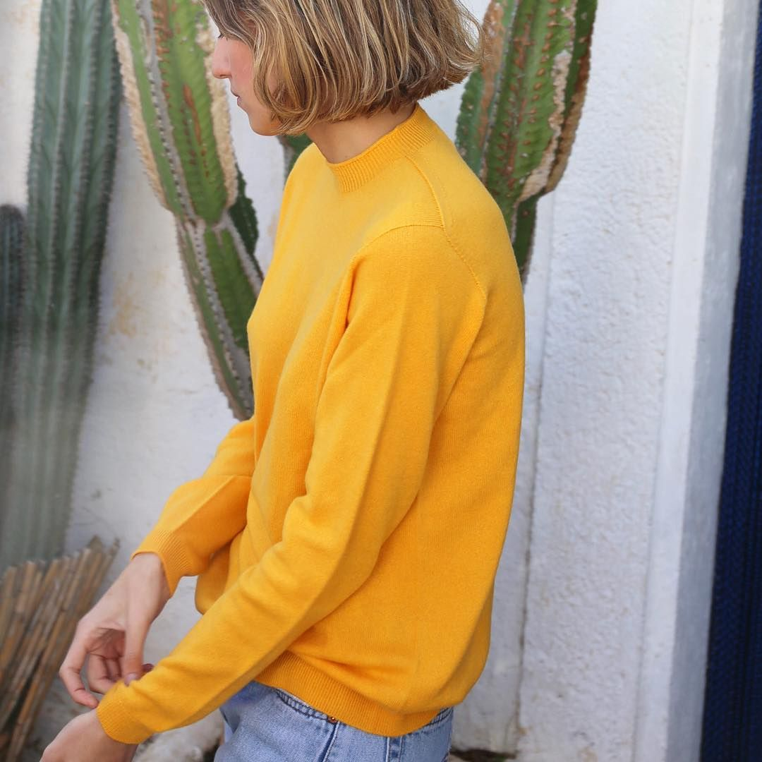 babaà cashmere (addictive) jumpers for women are now SOLD OUT but don't worry! They are coming back very soon at babaa.es including some exciting new colours #cashmere #allnatural #livinginbabaa