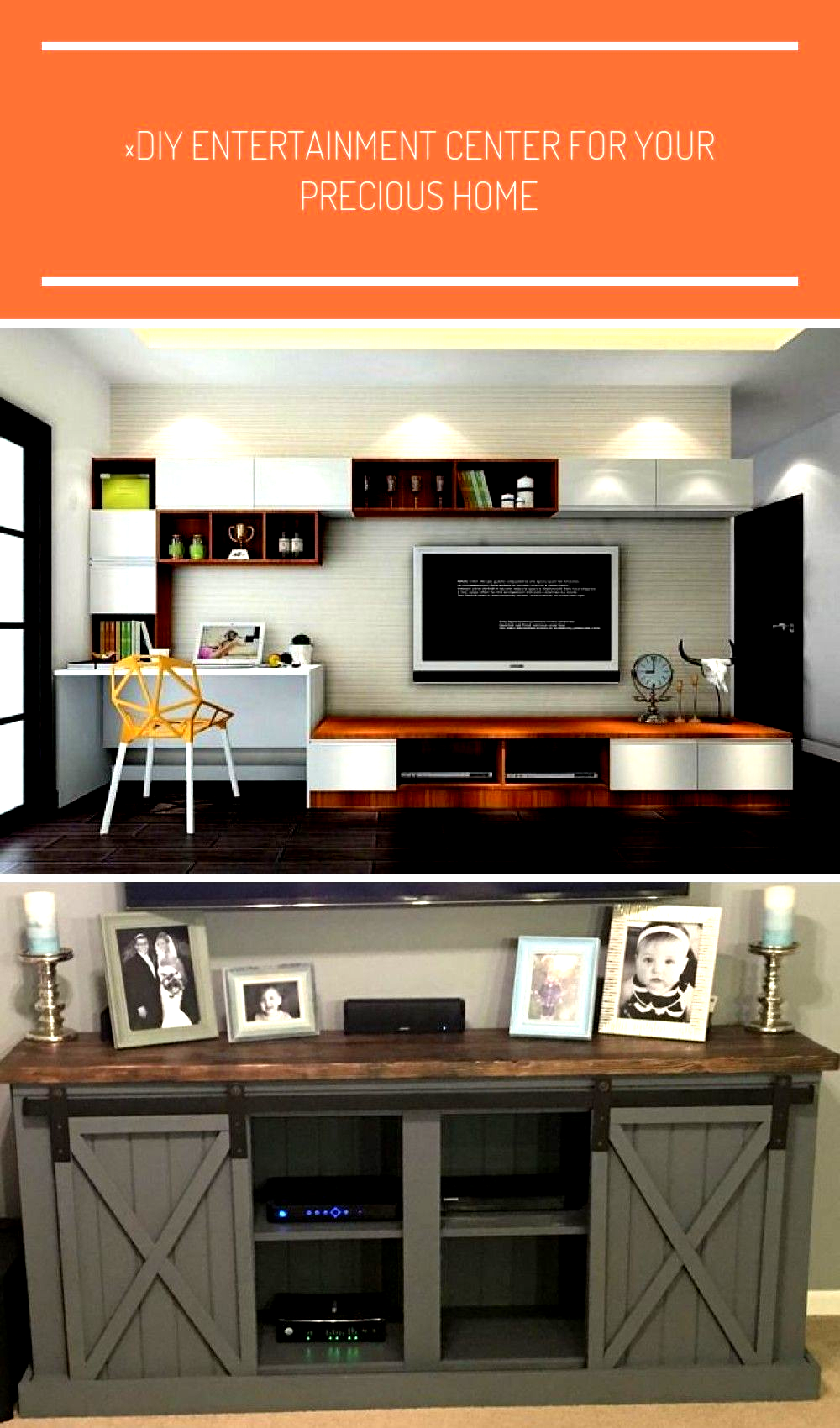 T V Unit Side Veiw Modern Living Room By Ssdecor Modern: Most Stylish Rustic And Modern TV Stand Ideas