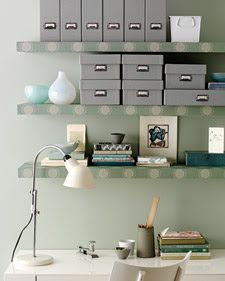 a home in the making: {inspired} craft rooms & offices
