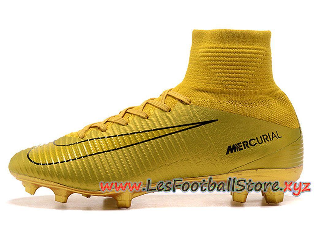 Nike Mercurial Superfly V CR7 FG Chaussure de Football Pas