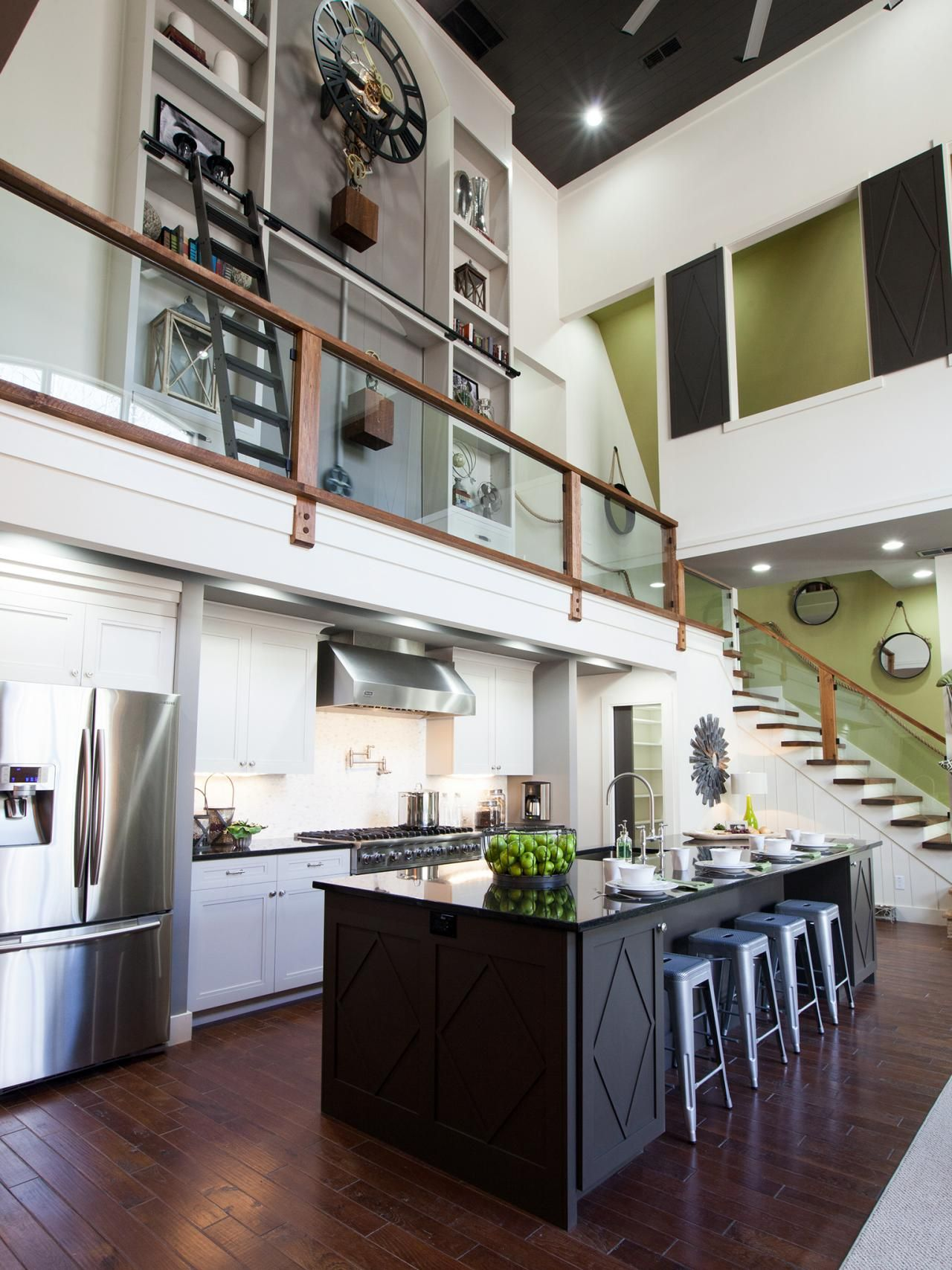 37 stylish kitchen designs for your barn home metal on best farmhouse kitchen decor ideas and remodel create your dreams id=77135