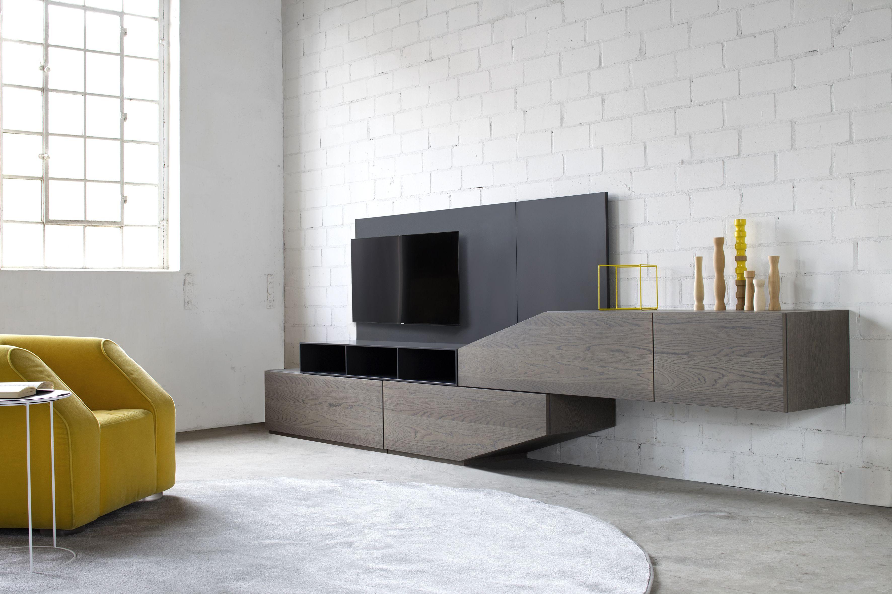 Cut X | Moderner Stauraum Mit Dynamischem Design. #holz #sideboard, Möbel