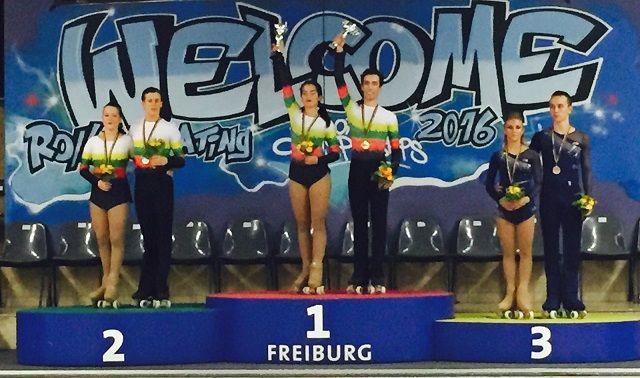 Europeu de Friburgo 2016: Mais 5 medalhas e pódio português no último dia