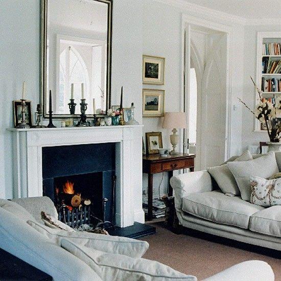 Georgian-style living room | Georgian, Living room images and ...