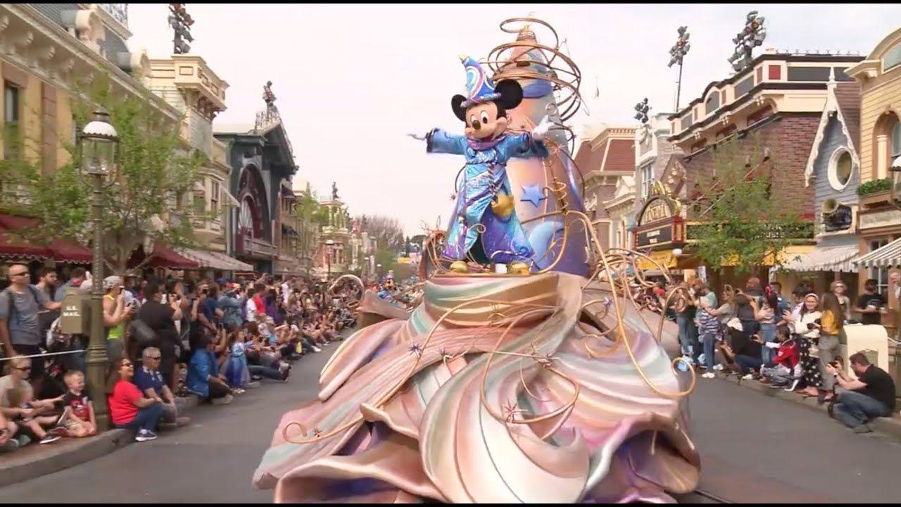 Magic Happens Parade Premieres Today At Disneyland Park In 2020