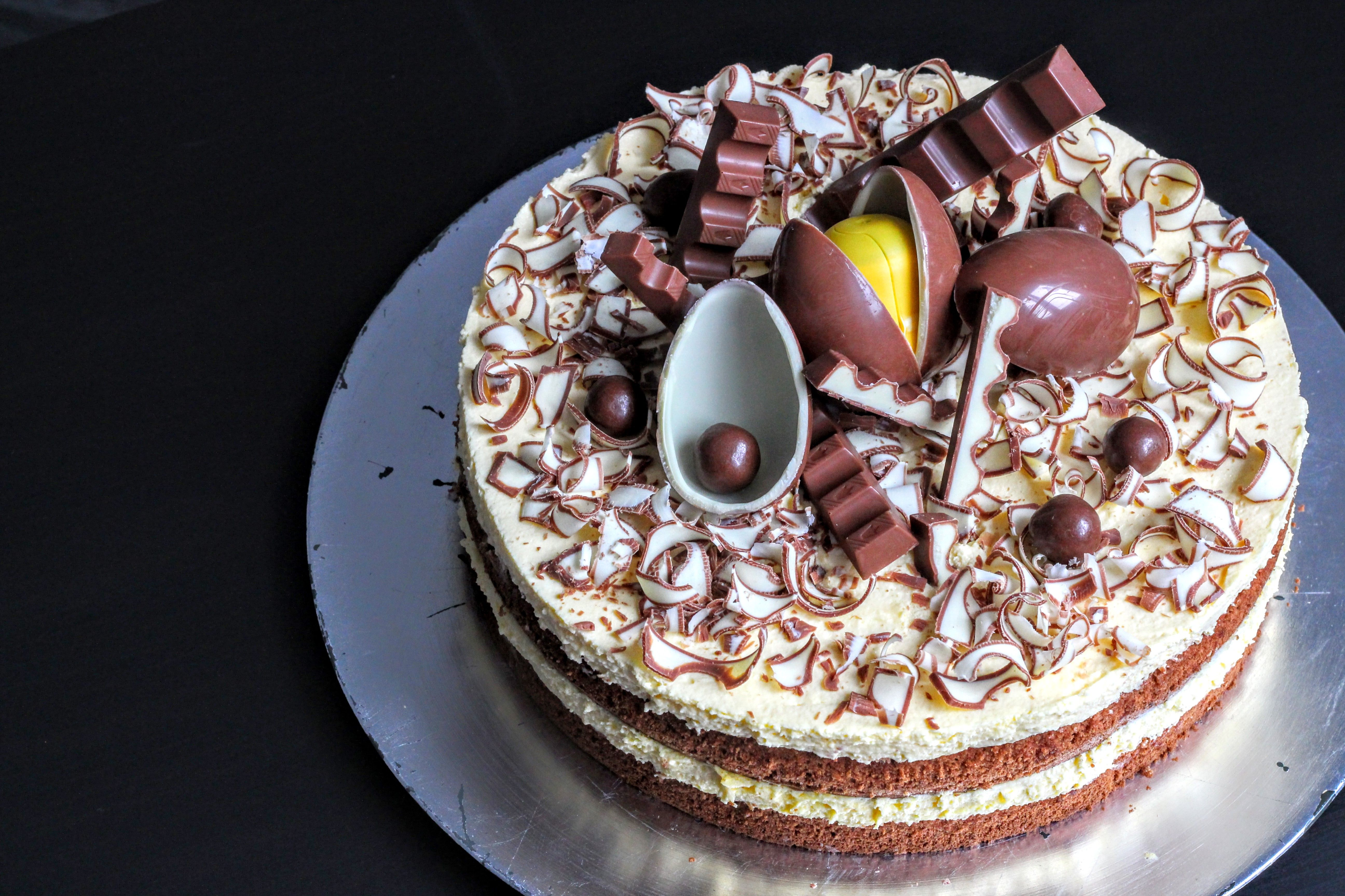 Rezept Kinderschokolade Kuchen Kinderschokolade Muffins Torte Mehr