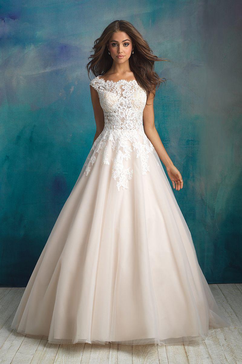 Wedding Dress out of Allure Bridals - 18, #Allure #Bridals