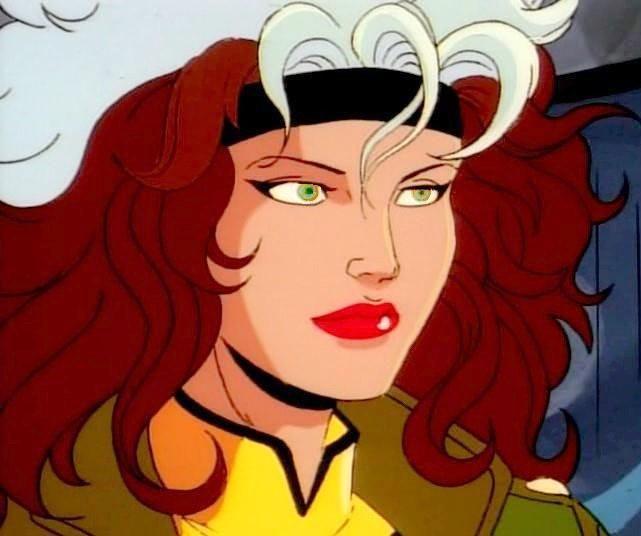 Roque My Favorite Xmen Character 90s Cartoon Xmen Characters Marvel Rogue