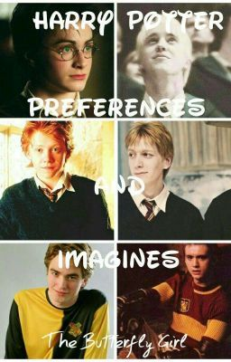 Harry Potter Preferences and Imagines (Golden Trio Era) - You Really