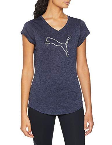 Puma Damen Heather Cat Tee T-Shirt - EUR 19.90 - EUR 35.95 - 4.4 von ...