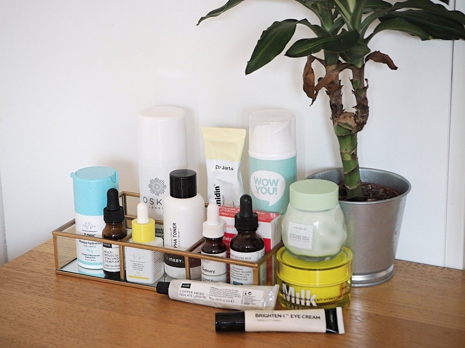 A LOOK BACK AT MY OLD SKINCARE ROUTINE 2014 VS. 2020 in