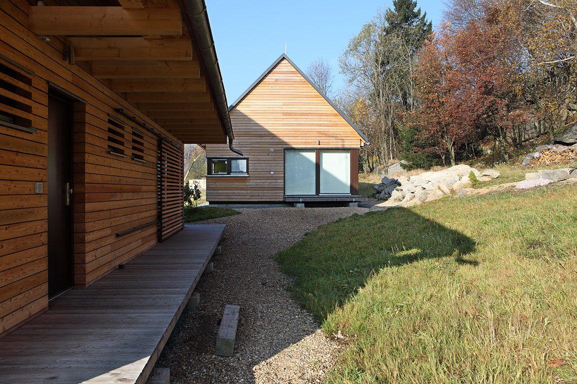 dřevostavba Horní Maxov Obrázky, Domy, Horn