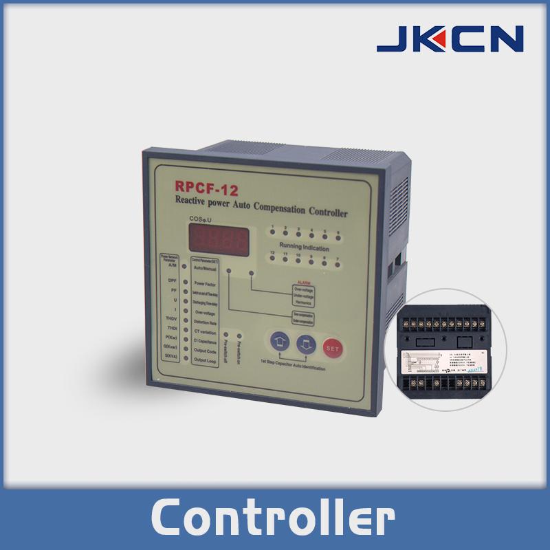 Rpcf 12 Reactive Power Automatic Compensation Controller Rpcf Series Reactive Power Automatic Compensation Controller Based On Arithmetic Control Processor