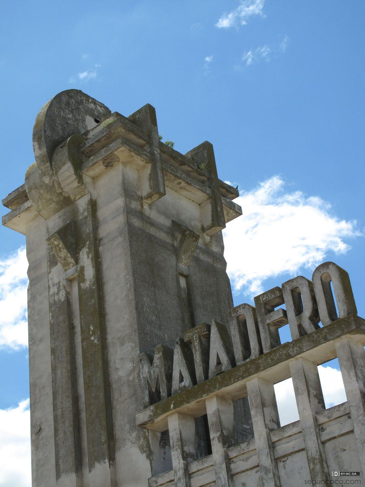 Vuelta Por El Salamone Matadero De Villa Epecu N Arquitectura  # Muebles Epecuen