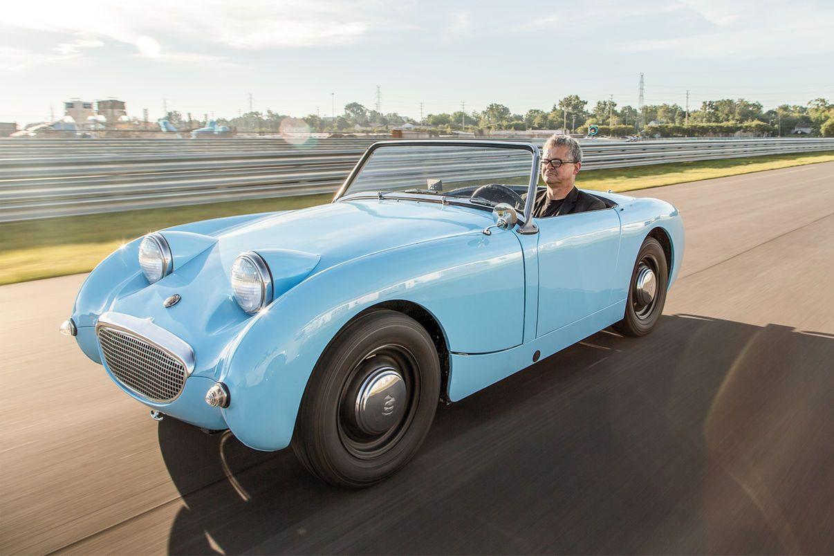 "Collectible Classic: 1958-1961 Austin-Healey ""Bugeye"" Sprite | Automobile Magazine"