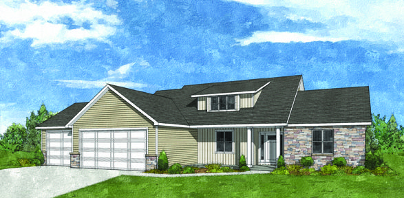 Midwest Design Homes Inc Home Inc House Styles Parade Of Homes