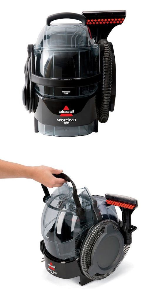 Carpet Shampooers 177746 New Bissell 3624 Spotclean Pro