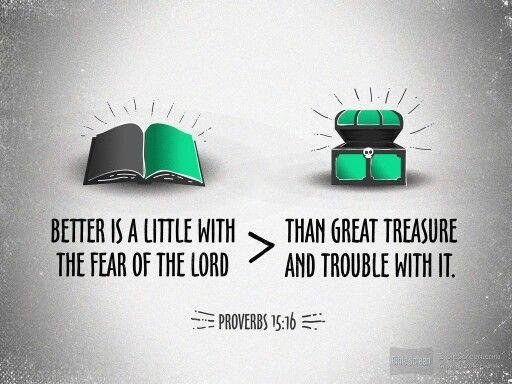 Ptoverbs 15:16
