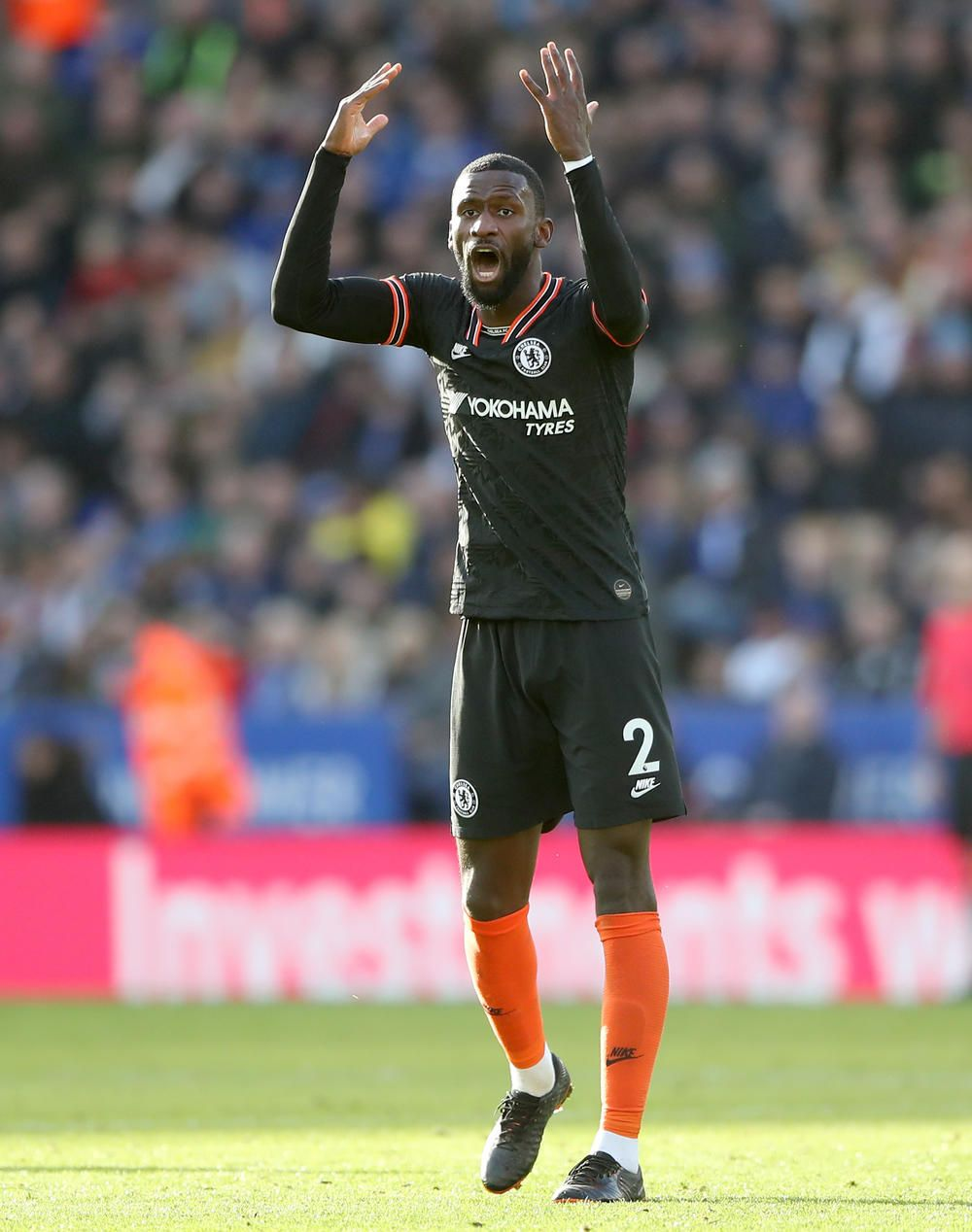 Antonio Rudigers Double Earns Chelsea A Point At Leicester Fourfourtwocatch All Of The Action With Numediaentertainment Com In 2020 Chelsea Leicester Antonio