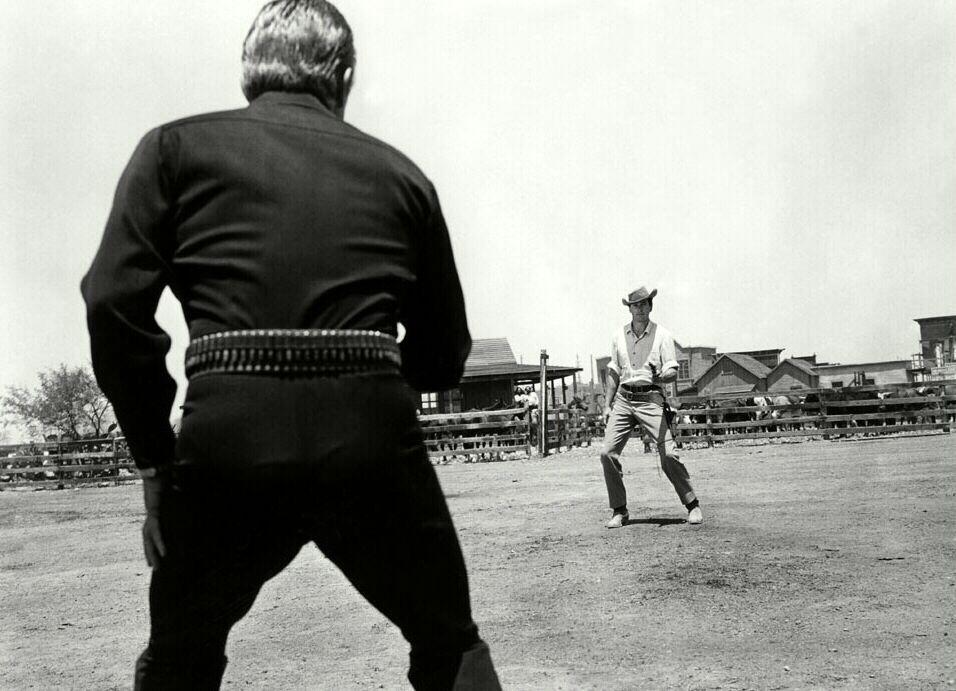 The Last Sunset (1961) - Kirk Douglas