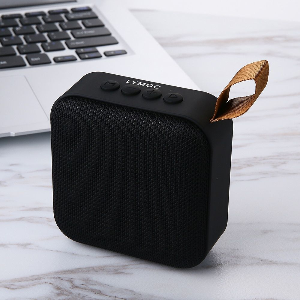 Outdoor Wireless Speakers 5W Portable Fabric Box Bluetooth