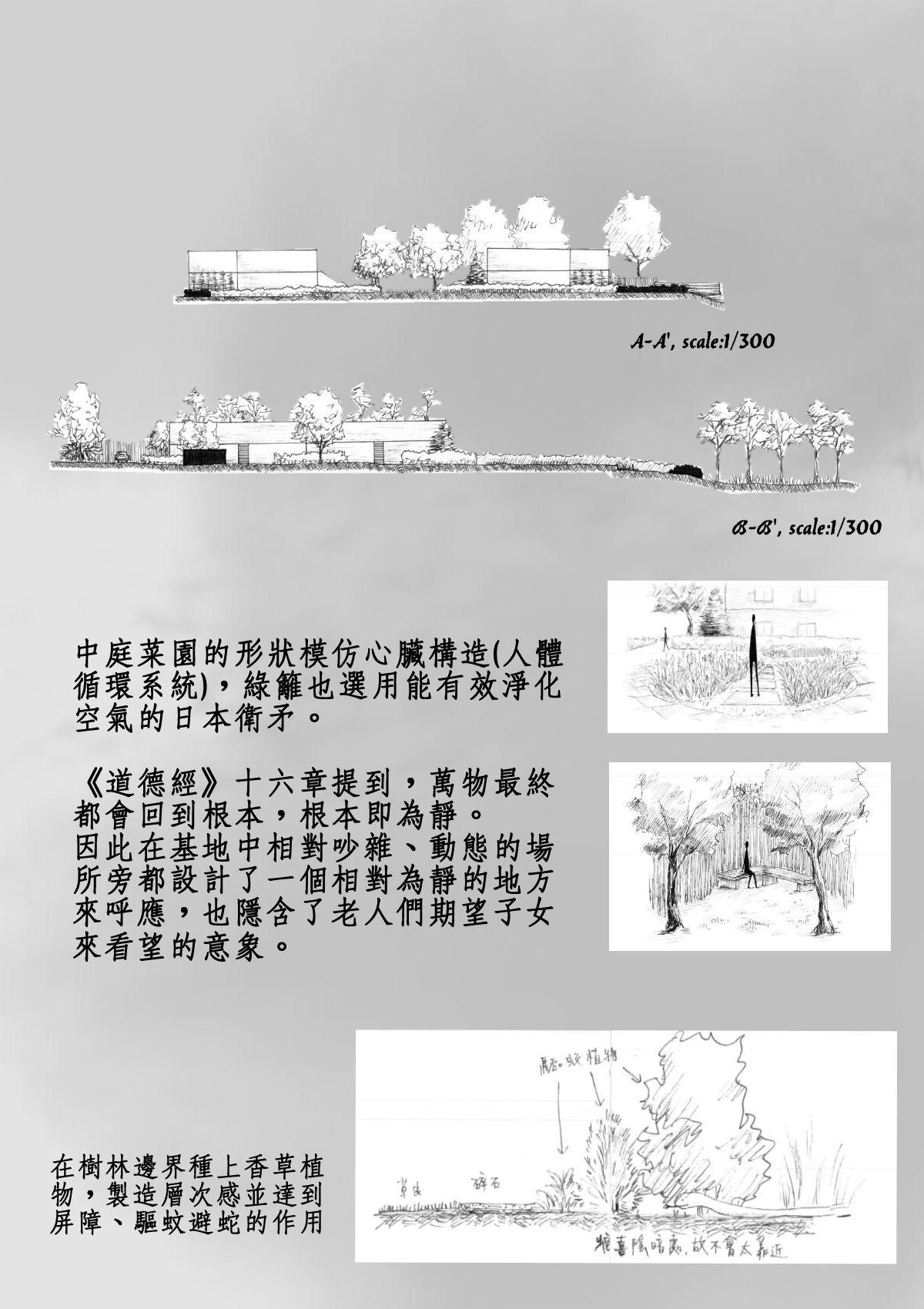 Pin by 東海大學 景觀學系 on 大二景觀設計優秀作品