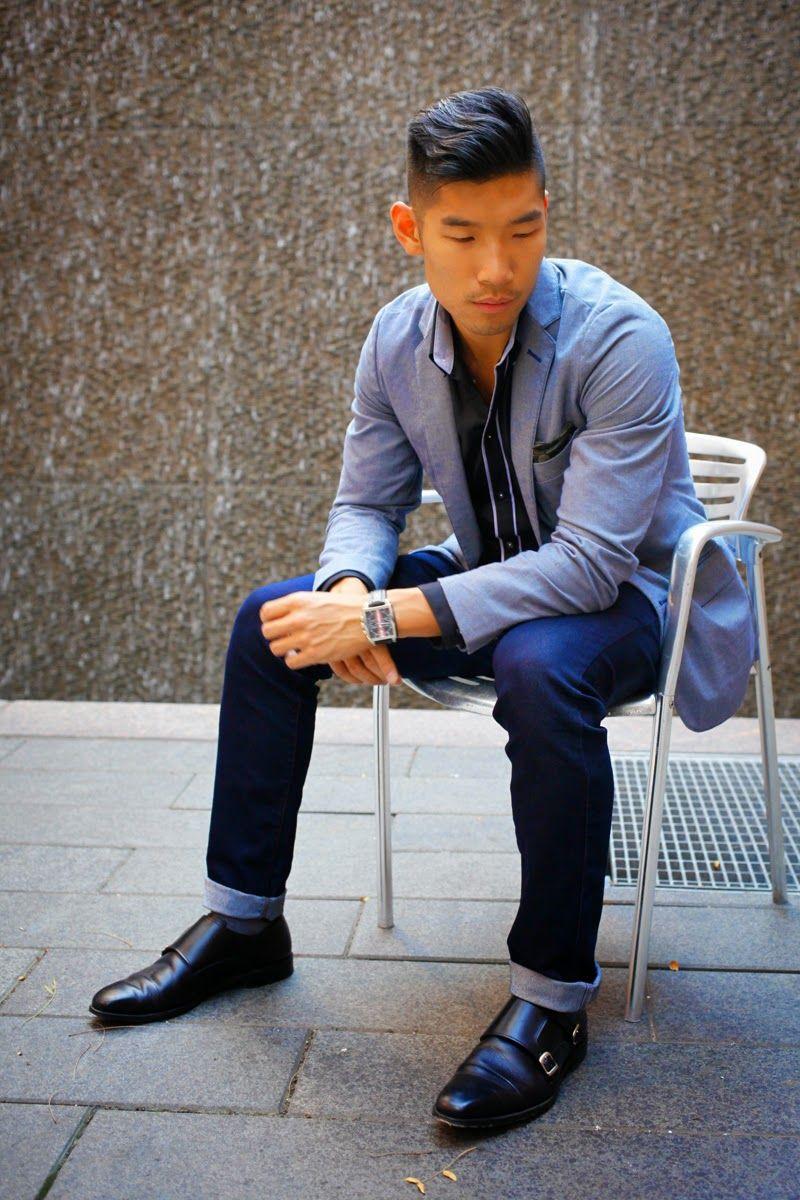 Les Mis Levitate Style Monk Strap Shoes Mens Outfits Strap Shoes [ 1200 x 800 Pixel ]