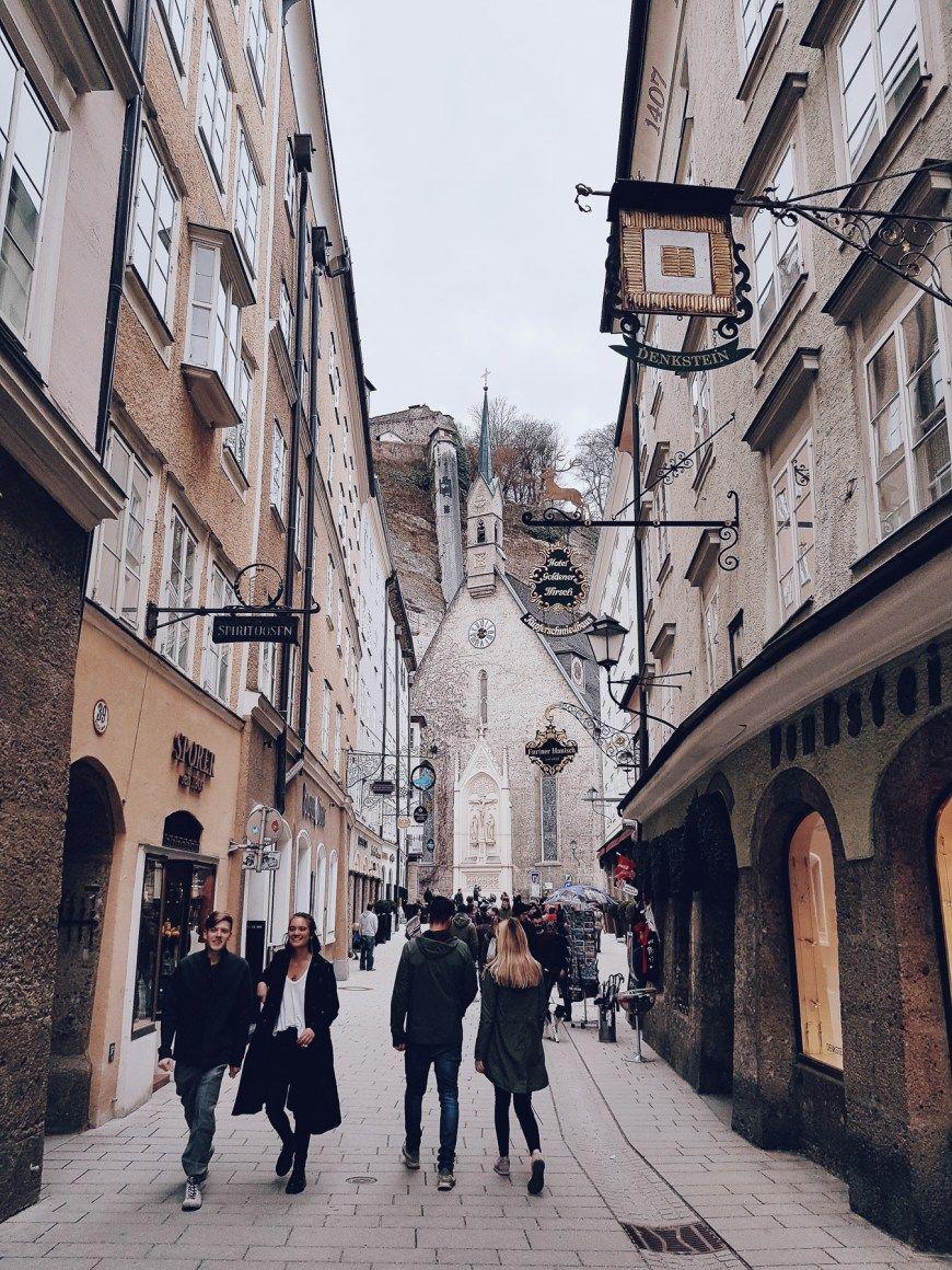Ein Tag In Salzburg Traveling Salzburg Destinations Of The